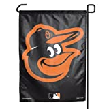 MLB Baltimore Orioles Garden Flag