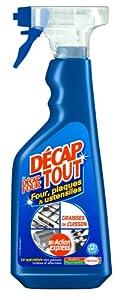 Decapfour - Nettoyant Ménager pour Fours - Décap'Tout - Spray Pistolet 500 ml