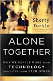 Alone Together Publisher: Basic Books