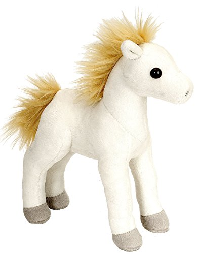 "Wild Republic Cuddlekins 8"" White Foal Plush"