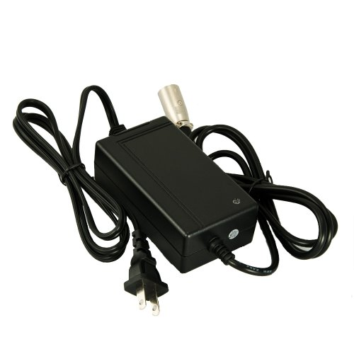 24V Battery Charger For Scooter Izip I-300 I-400 I-500 Schwinn S300 S350 S400 S500 S150 S180 S200 S250