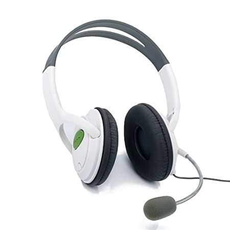 HDE® Gaming Headset with Microphone for Xbox 360