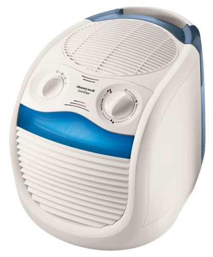 Honeywell QuietCare PermaFilter Humidifier, HCM-800