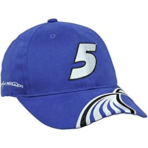 Buy Kasey Kahne #5 Farmers Insurance Group Blue With White & Black Accents Hat Checkered Flag Series CFS One Size Fits... by Checkered Flag Series