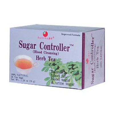 Health King Sugar Controller Blood Cleansing Herb Tea - 20 Tea Bags - Pack Of 1 (Sugar Controller compare prices)