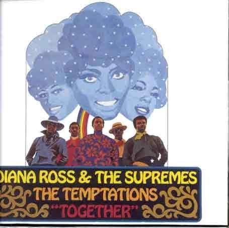 Diana Ross - Diana Ross & the Supremes Join the Temptations/Together - Zortam Music