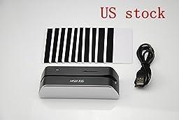 MSR X6 1/3 Size of Msr206 Msr605 Smallest Usb-powered Magnetic Reader Writer Encoder Swipe