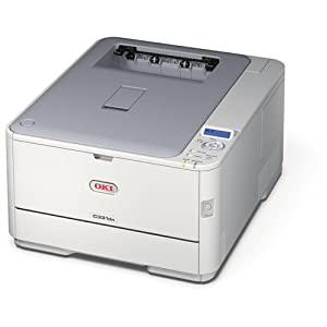 Oki Data C331dn Digital Color Printer (23/25ppm), 120V (E/F/P/S)