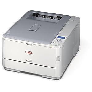Oki Data C331dn Digital Color Printer (23/25ppm), 120V (E/F/P/S)