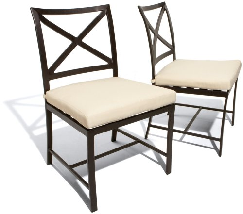 Strathwood Falkner Dining Side Chair, Set of 2