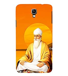 99Sublimation Wahe Guru 3D Hard Polycarbonate Back Case Cover for Samsung Galaxy Note 3 Neo :: Duos :: 3G N750 :: LTE+ N7505 :: Dual SIM N7502