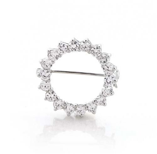 Bling Jewelry Sterling Silver Cubic Zirconia