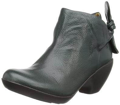 Fly London Womens Bel Teal Boots P142777008 3 UK, 36 EU