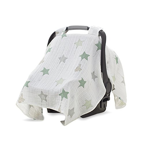 Buy Bargain aden + anais Car Seat Canopy, Up Up and Away