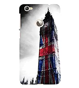 Clock Tower Back Case Cover for Letv Le 1S