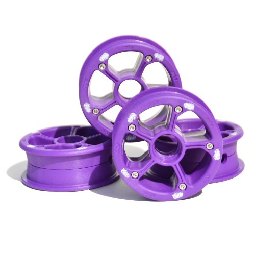 MBS Rock Star II Hub Set (4) - Purple