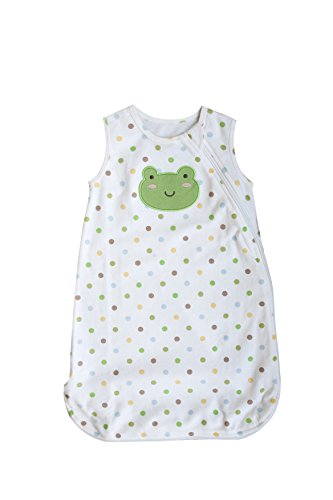 Carter's Wearable Blanket, Frog, Small - 1
