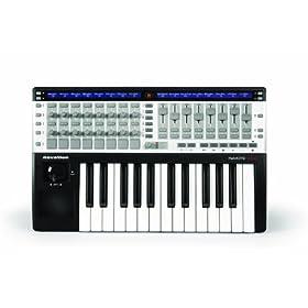 Novation Remote 25 SL 2-Octave Soft Label USB MIDI Keyboard