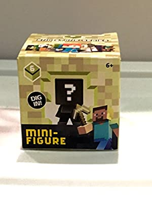 Minecraft End Stone Series 6 Blind Box (Set of 2) Mini Figures by MATTEL