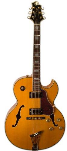 Samick Greg Bennett Design Jz3 Electric Guitar, Antique Natural