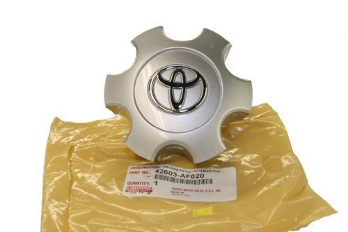 Toyota Genuine Parts 42603-AF020 Alloy Wheel Center Wheel Cap by Toyota (Cruiser Alloy Wheel Center Cap compare prices)