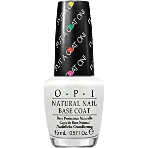 OPI Nail Lacquer, Put A Coat On, 0.5 Ounce