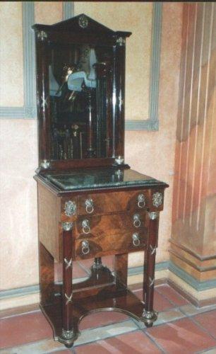 Cómoda mesa tocador barroco rococó MoTa0423146