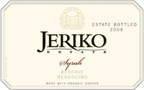 2009 Jeriko Estate Reserve Syrah 750 Ml