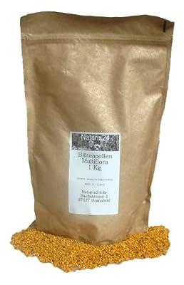 Naturix24 Blütenpollen Multiflora - Beutel, 1er Pack (1 x 1 kg) von Naturix24 auf Gewürze Shop