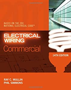 electrical wiring commercial w prints electrical wiring commercial (ray c. mullin) | new and ... commercial building electrical wiring diagrams