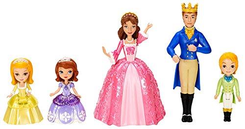 Mattel Y6654 - Disney Princess La Famiglia Di Sofia