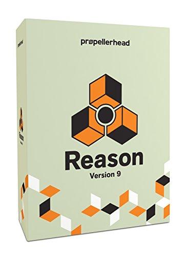 propellerhead プロペラヘッド 音楽制作ソフト Reason 9