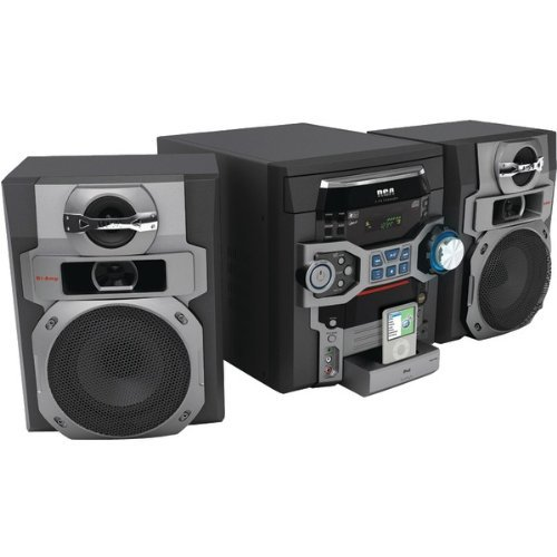 Rca Rs2767If Speaker System With 3.5Mm Line-In