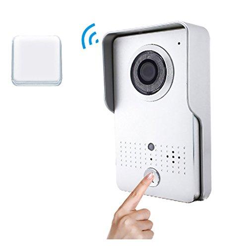 Wireless Visual intercom doorbell Home Security Camera Monitor Intercom System