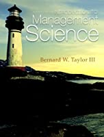 Introduction to Management Science, 11th Edition