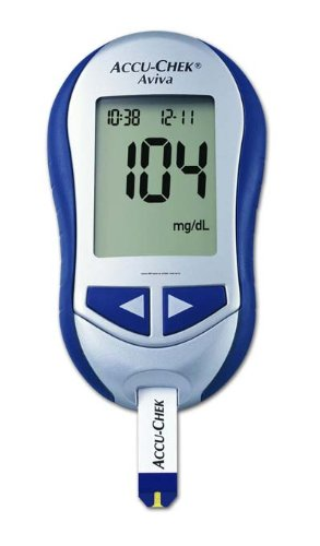 Cheap Bayer's CONTOUR Blood Glucose Monitoring System # Each 1 (B001MU51VK)