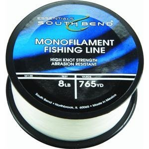 South Bend Monofilament Line 8 Pound