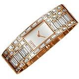Esprit Damen-Armbanduhr H-Iocony Analog Quarz Edelstahl EL900262004