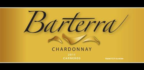2011 Barterra Chardonnay Carneros 750 Ml