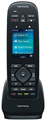 Logitech Harmony Ultimate One IR Remote with Customizable Touch Screen Control (915-000224) (Certified Refurbished) from Logitech