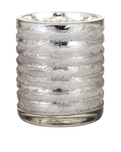 Lene Bjerre Danielle Antique-Silver Tealight Candleholder