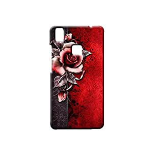 G-STAR Designer Printed Back case cover for VIVO V3 - G4698