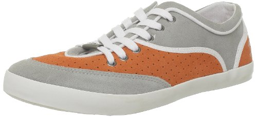 IKKS Men's Maxime Suede/Suede Trainers