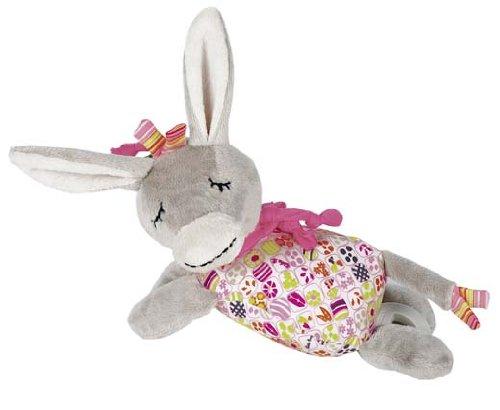 Kathe Kruse Donkey Rosina Musical Toy
