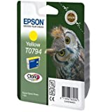 Epson C13T07944010 - EPSON T0794 YELLOW INK STYLUS PHOTO 1400
