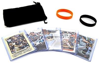 Buster Posey (5) Baseball Cards - San Francisco Giants Assorted MLB Major League Baseball Trading Cards