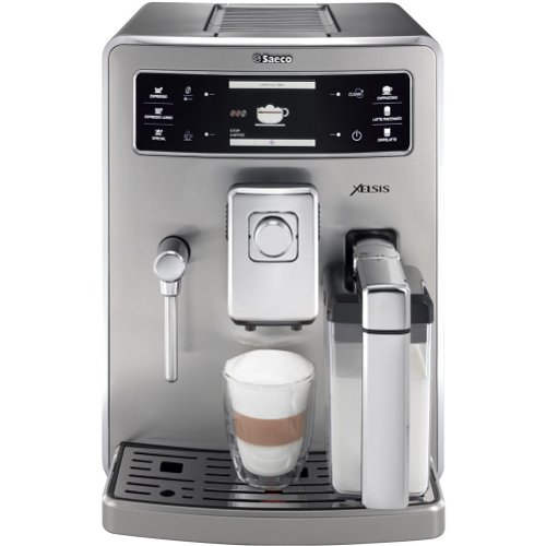 Saeco Xelsis SS Automatic Espresso Machine, Stainless Steel