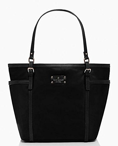 Kate Spade Union Square Black Clementine Shoulder Tote Bag - 1