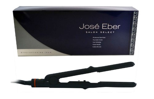 Jose Eber Salon Straightening Iron Black