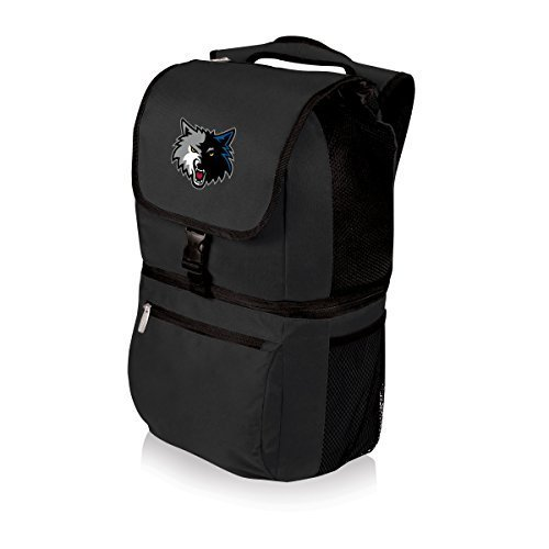 nba-minnesota-timberwolves-zuma-insulated-cooler-backpack-black-by-picnic-time